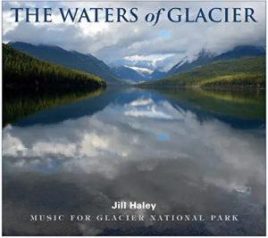waters of glacier