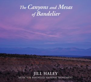canyons and mesas of bandelier cd cover